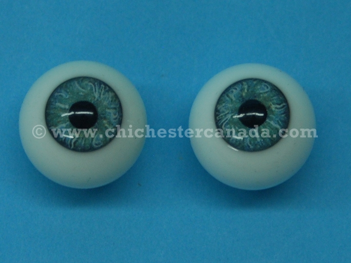 Antique Prosthetic Glass Eyes For Sale